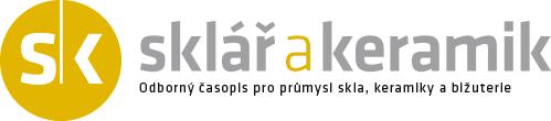 Oficiální stránky odborného časopisu pro průmysl skla, keramiky abižuterie
